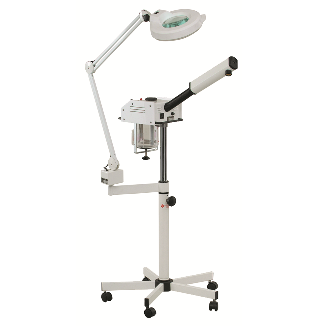 101-0186 Facial Steamer and Spa Treatment Lamp Combo - Garfield Commercial Enterprises Salon Equipment Spa Furniture Barber Chair Luxury