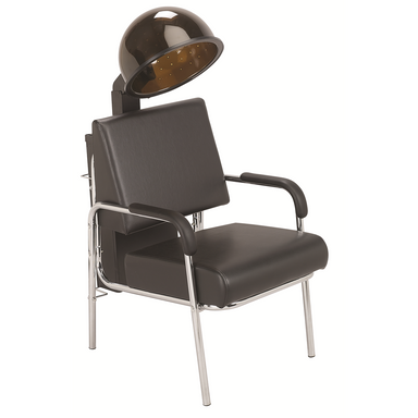 Devon Dryer Chair and Orian Hair Dryer - Garfield Commercial Enterprises Salon Equipment Spa Furniture Barber Chair Luxury