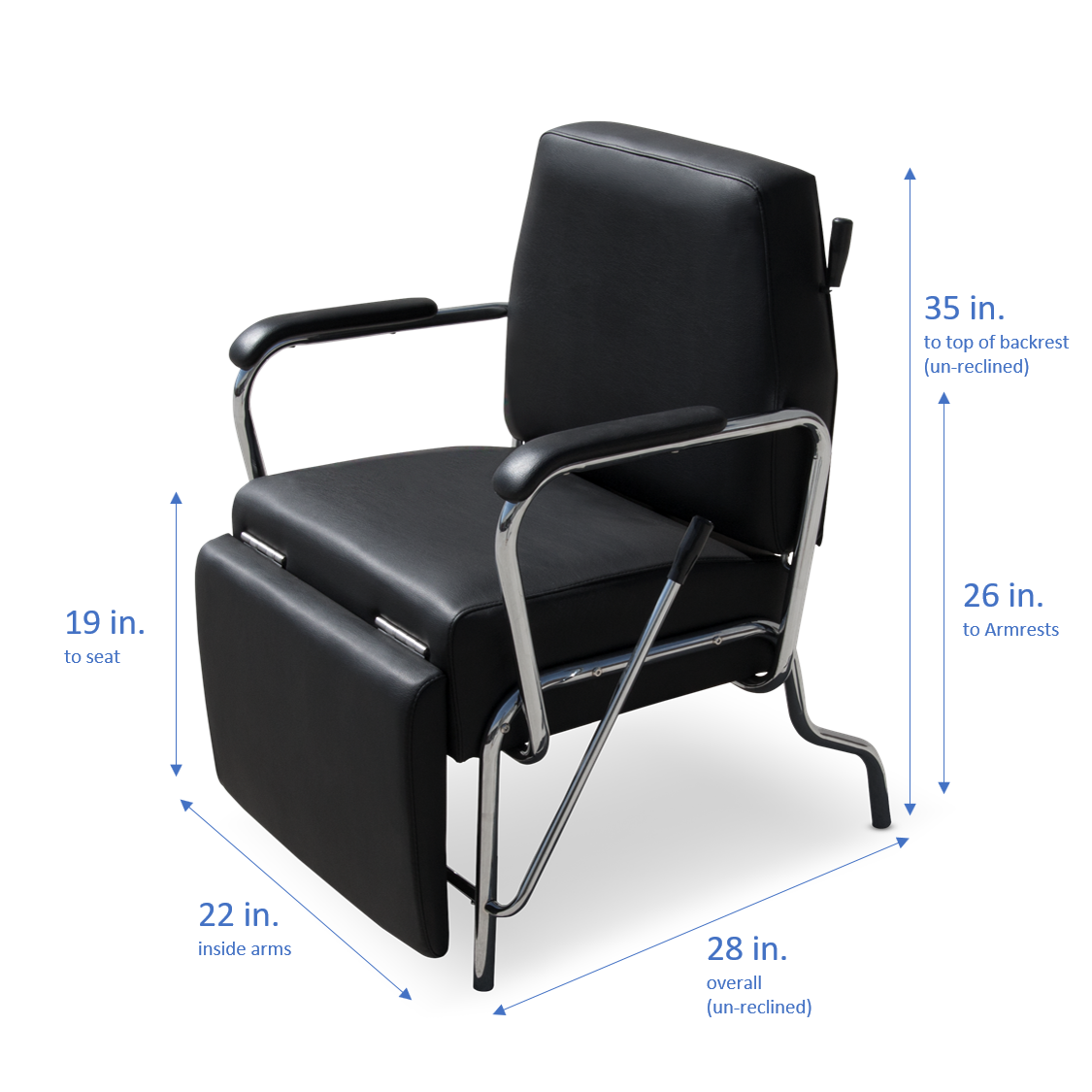 Baxter Shampoo Chair