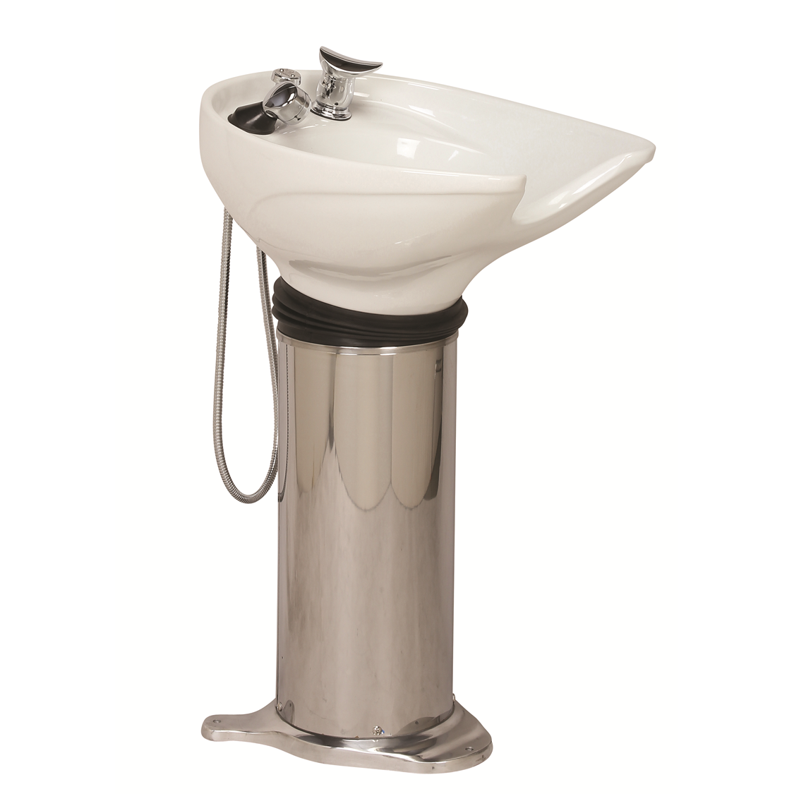20B Pedestal Shampoo System - Garfield Commercial Enterprises Salon Equipment Spa Furniture Barber Chair Luxury