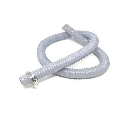 salon shampoo bowl flex flexible hose drain basin