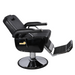 The Finley Barber Chair - Garfield Commercial Enterprises Salon Equipment Spa Furniture Barber Chair Luxury