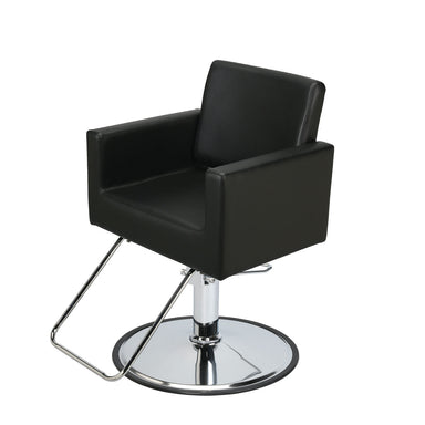 Piazza Salon Styling Chair - Garfield Commercial Enterprises Salon Equipment Spa Furniture Barber Chair Luxury