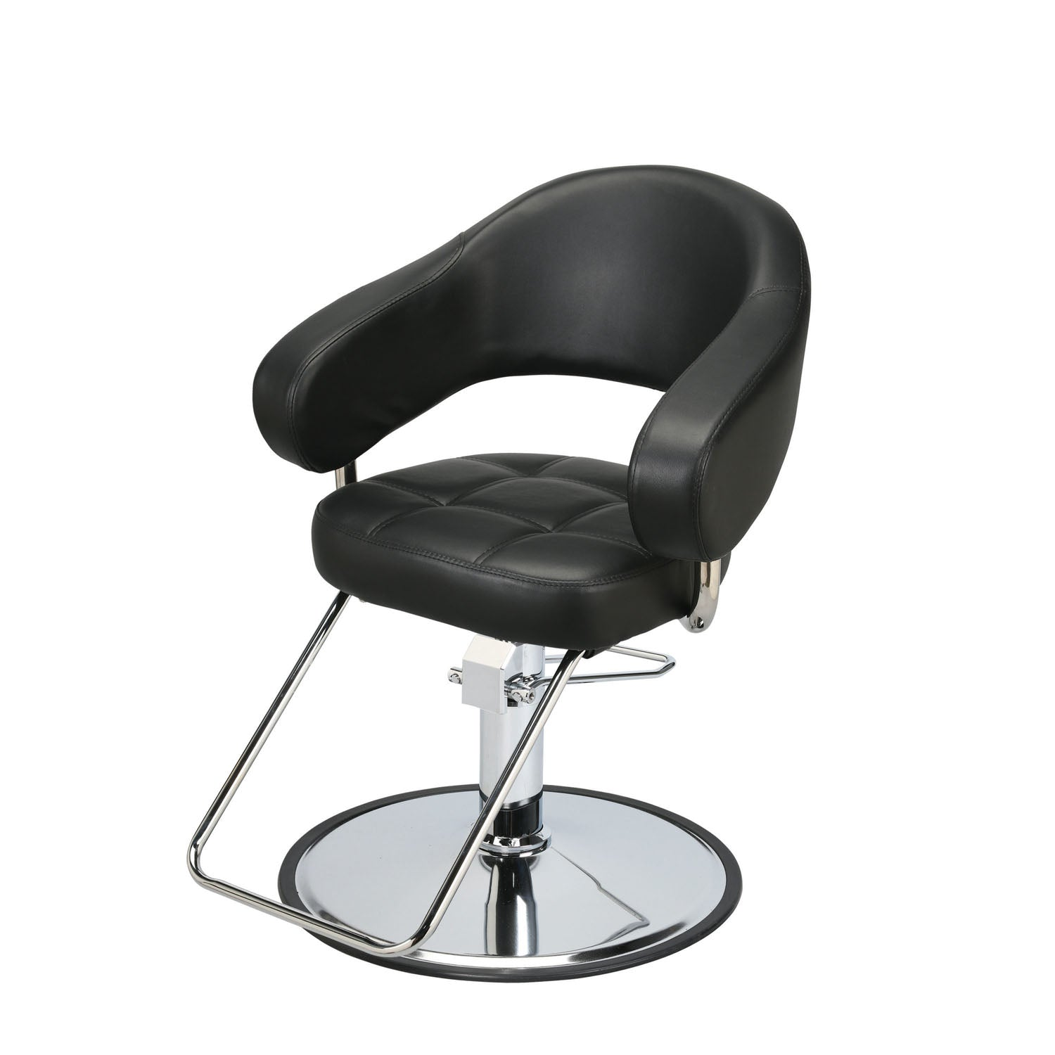 Prossi Salon Styling Chair, Custom Color