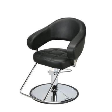 Prossi Salon Styling Chair - Garfield Commercial Enterprises Salon Equipment Spa Furniture Barber Chair Luxury