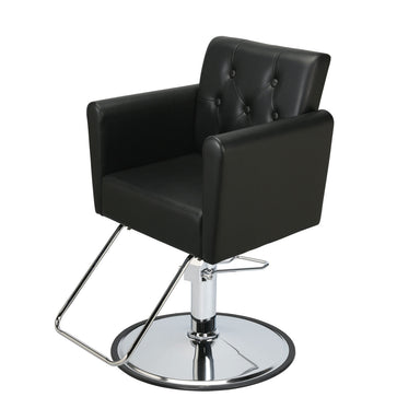 Retto Salon Styling Chair - Garfield Commercial Enterprises Salon Equipment Spa Furniture Barber Chair Luxury