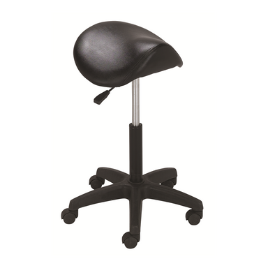 Dixon Styling Saddle Stools - Garfield Commercial Enterprises Salon Equipment Spa Furniture Barber Chair Luxury