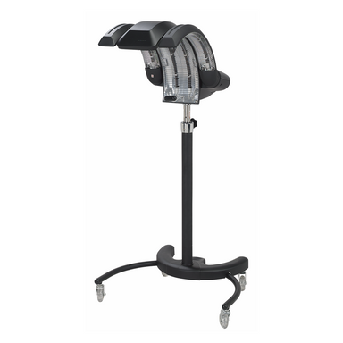 Expedite Advanced Far-Infrared Color Processor Rollerstand - Garfield Commercial Enterprises Salon Equipment Spa Furniture Barber Chair Luxury