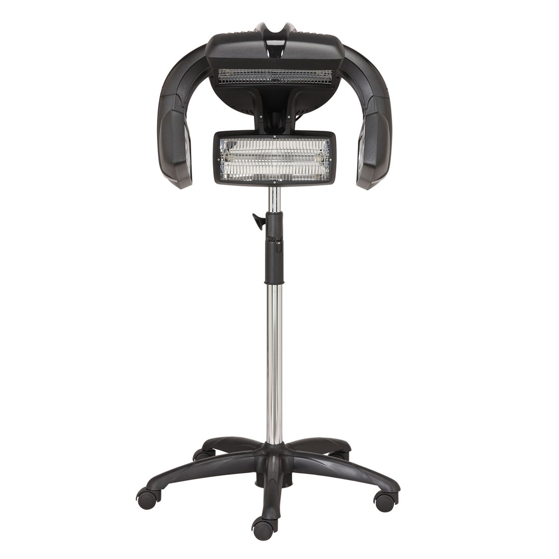 Bravura Far-Infrared Color Processor Rollerstand - Garfield Commercial Enterprises Salon Equipment Spa Furniture Barber Chair Luxury