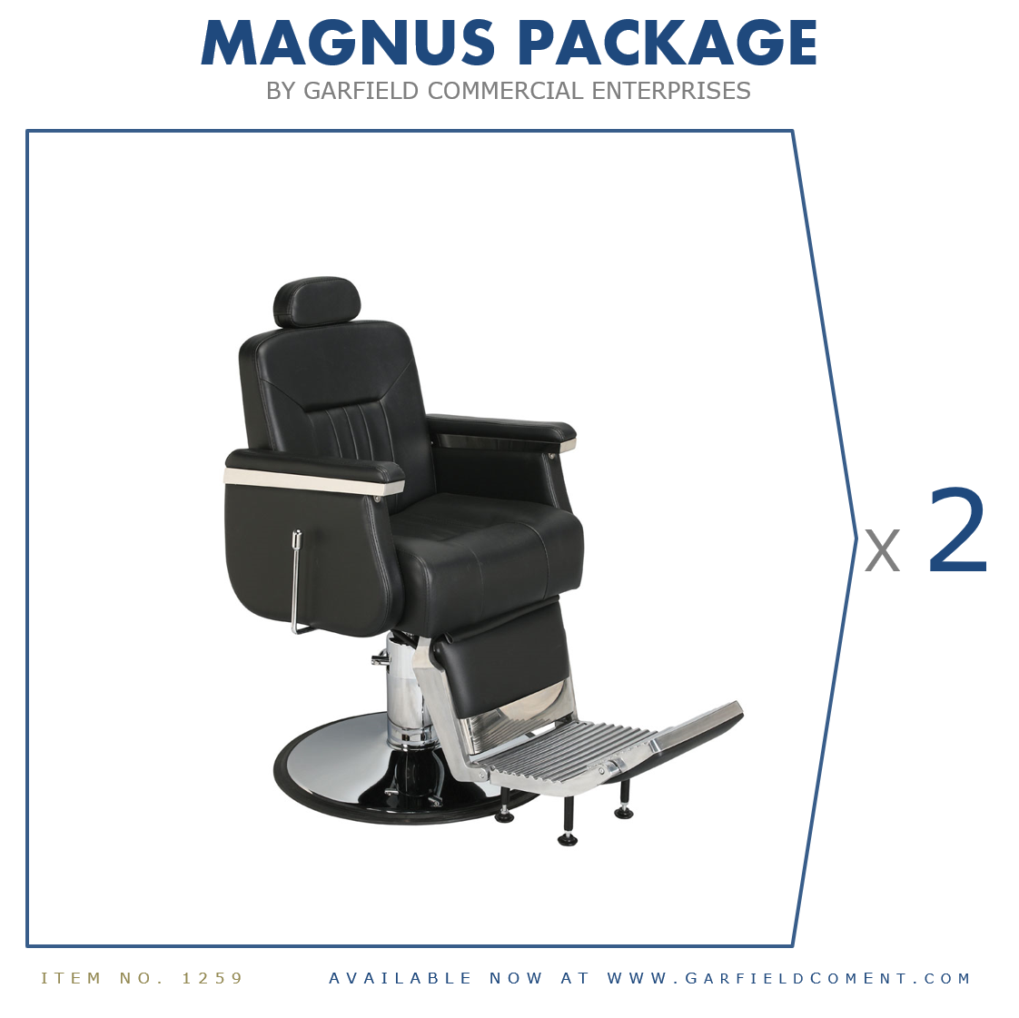 Magnus Barber Package