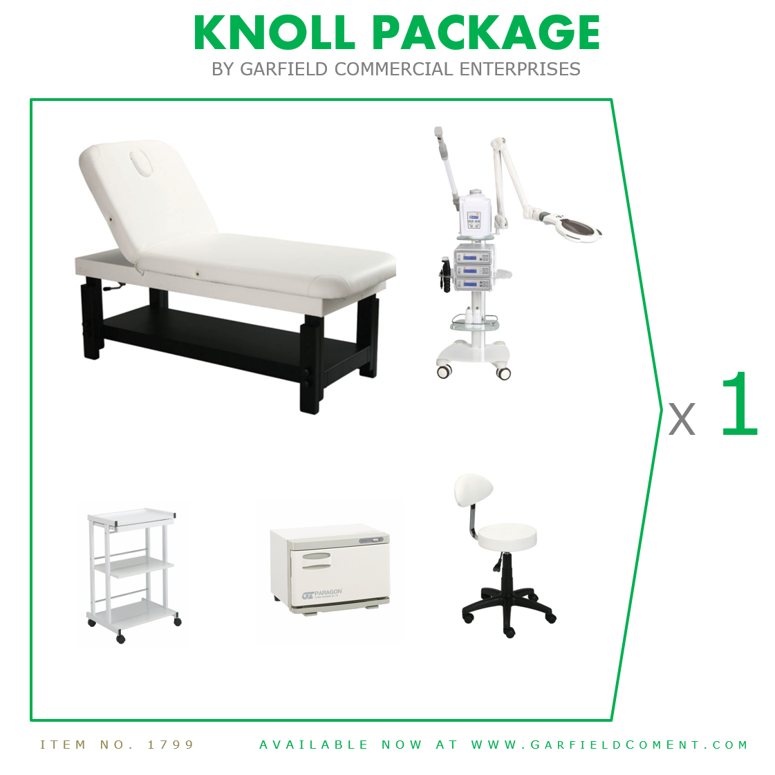 Knoll Spa Package