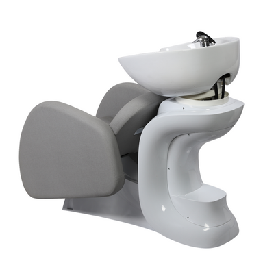 Zenith Backwash Shampoo System - Garfield Commercial Enterprises Salon Equipment Spa Furniture Barber Chair Luxury