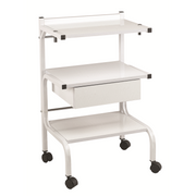 H2 Spa Utility Cart - Garfield Commercial Enterprises Salon Equipment Spa Furniture Barber Chair Luxury