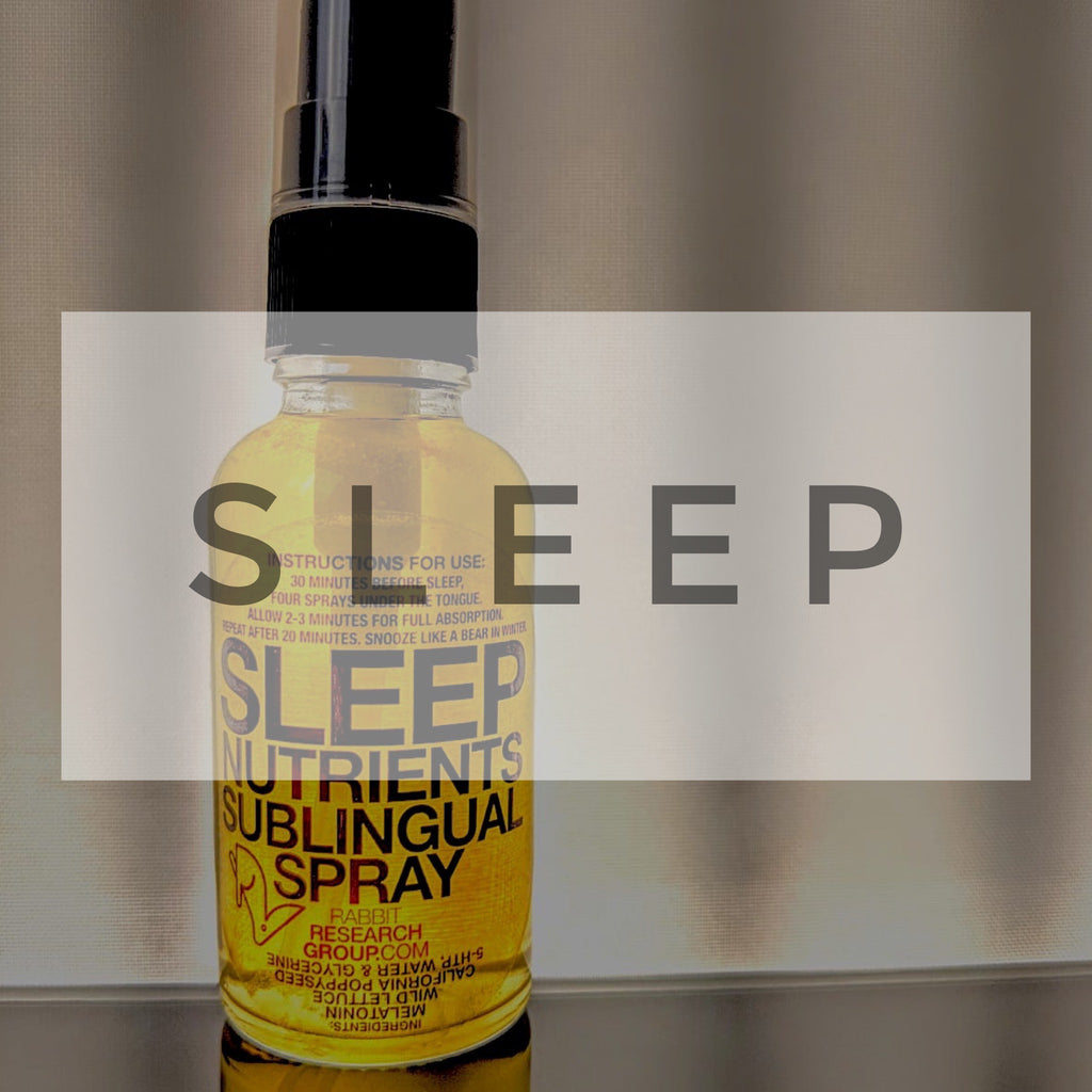 SMARTSLEEP - CBD sublingual spray for Enhanced Deep Sleep - (30 days)