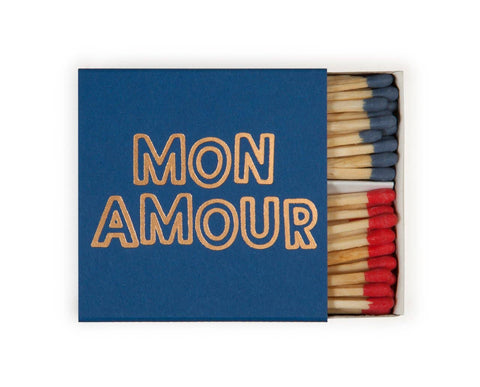 Mon Amour Square Matches