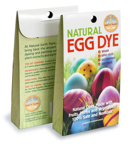 Natural Egg Dye Kit