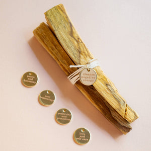 Palo Santo Bundle: Cleanse Negative Energy