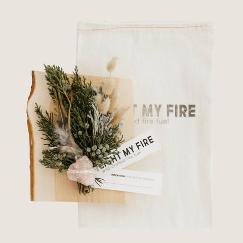 Light My Fire - Rose Quartz