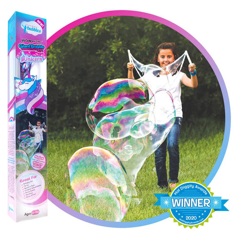 Giant Bubble Kit - Unicorn Edition