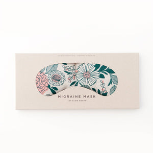 Eye Mask Therapy Pack - Floral Print