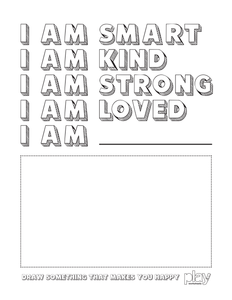 I AM Affirmation Download