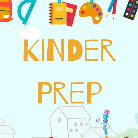 Kinder Prep - 1 Class Drop In
