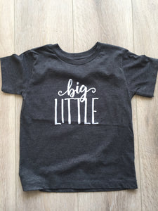 Big Little T-shirt