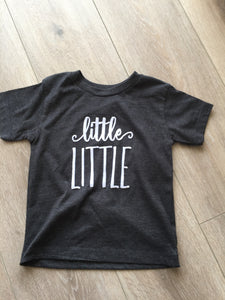 little little t- shirt