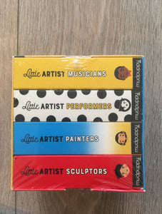 Little Artist Book Set