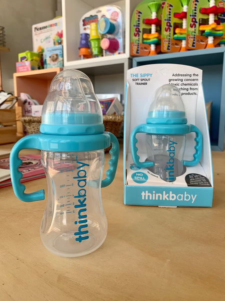 Soft Spout Trainer Sippy