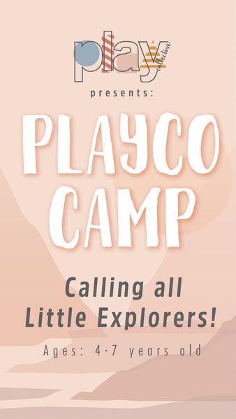 Play Collective Kid's CAMP! (MEMBER)