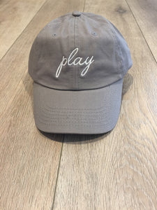 Dad Hat - Play