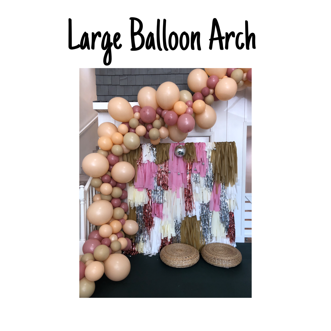 Balloon Arch - Large