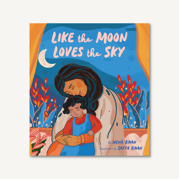 Like the Moon Loves the Sky - Book