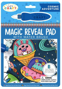 Magic Reveal Pads - Space