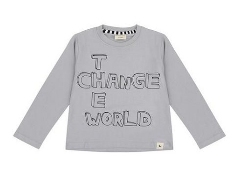 Change the World L/S Top