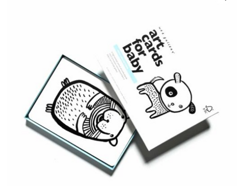 Art Cards for Baby – Pets Collection