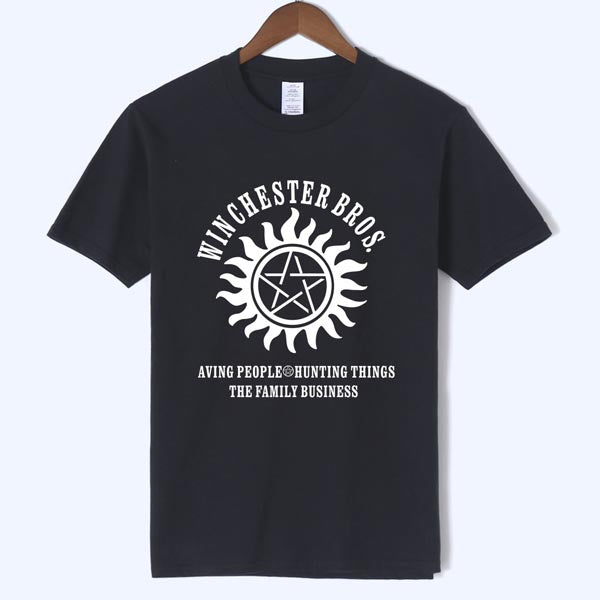 Winchester Bros Men's T-Shirts