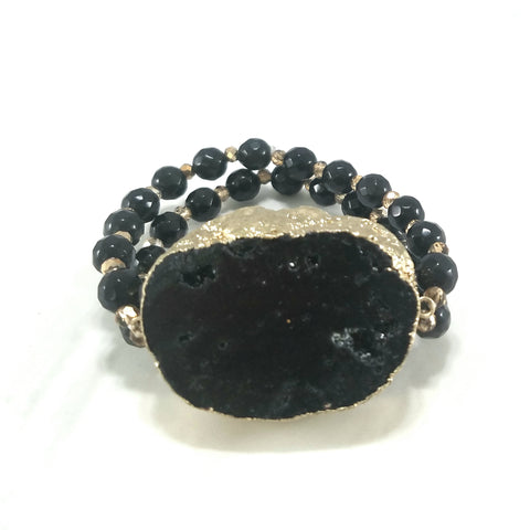 Dolly Iconic Bracelet - Black