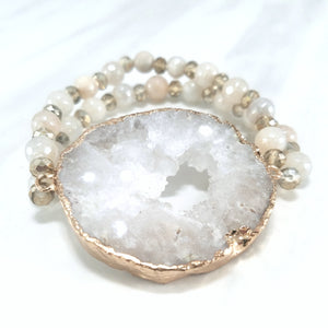 Dolly Iconic Bracelet - White