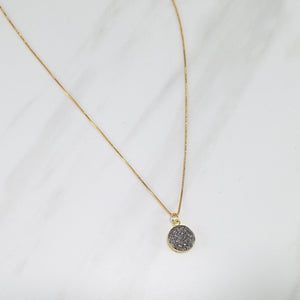 Helene Druzy Necklace