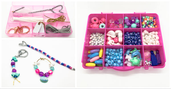 Educational Jewelry and craft Kit - Fantasy