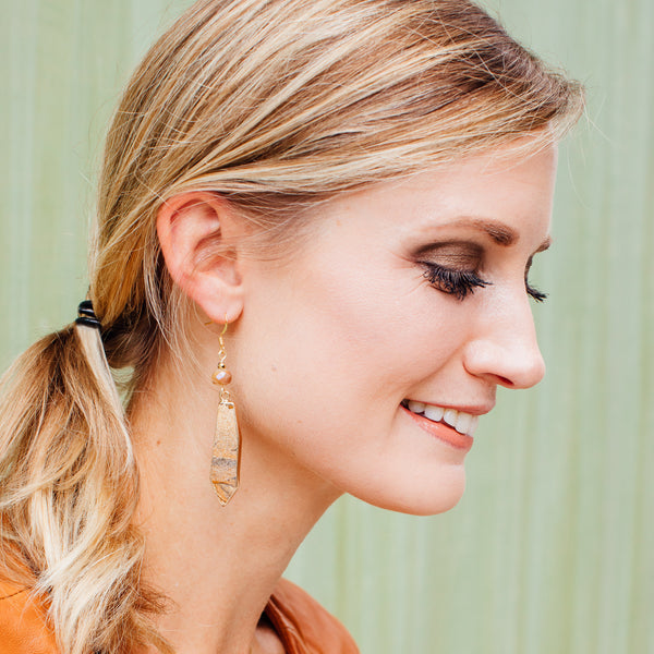 Danette Stone Earrings