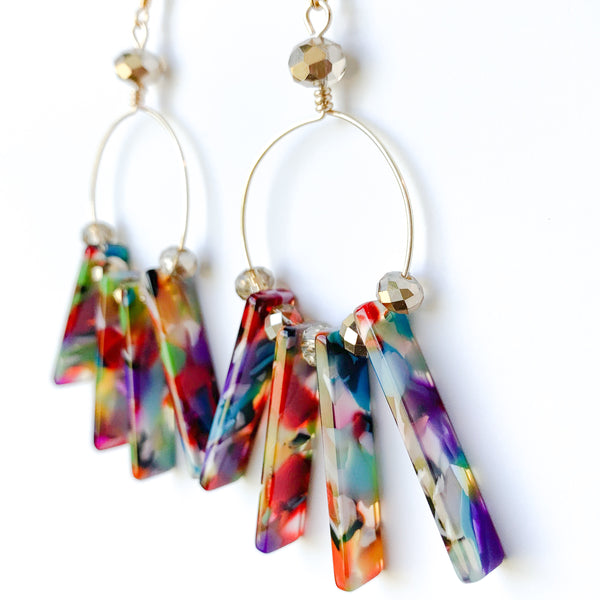 Raye Earrings