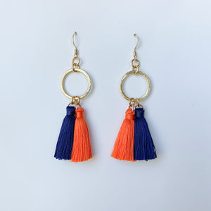 Orbit Silk Tassels