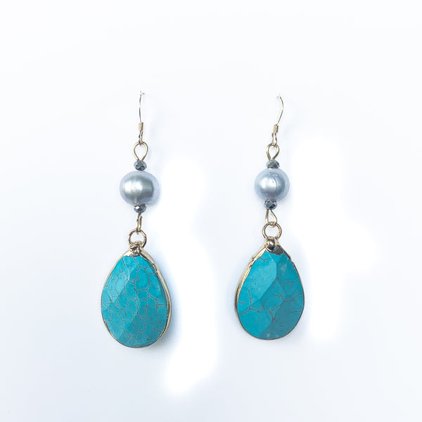 Mabel Drop Earrings