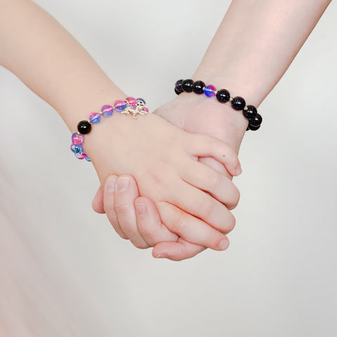 Back to School Mommy & Me Bracelet Sets