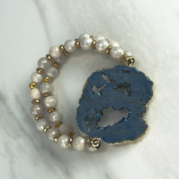 Dolly Iconic Bracelet - Blue