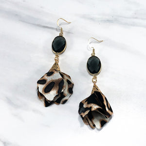 Lynx Earrings