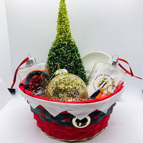 Astros Lover Christmas Gift Basket